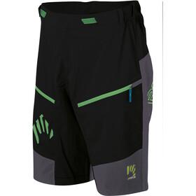 Karpos Rapid Baggy Shorts Heren, grijs/groen